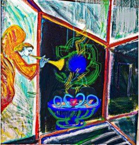 Gabriels Horn by Suzanne Siroka