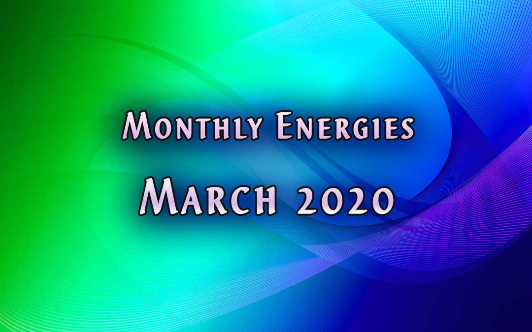 March Ascension Energies by Jamye Price 2020