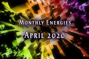 April Ascension Energies by Jamye Price