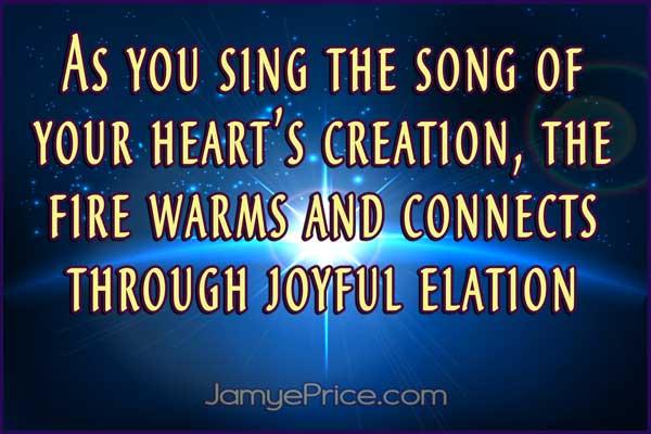 Joyful Creation of the Heart