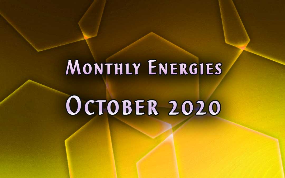 October Ascension Energies by Jamye Price