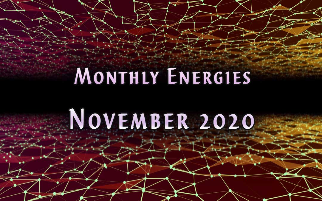 November Ascension Energies by Jamye Price