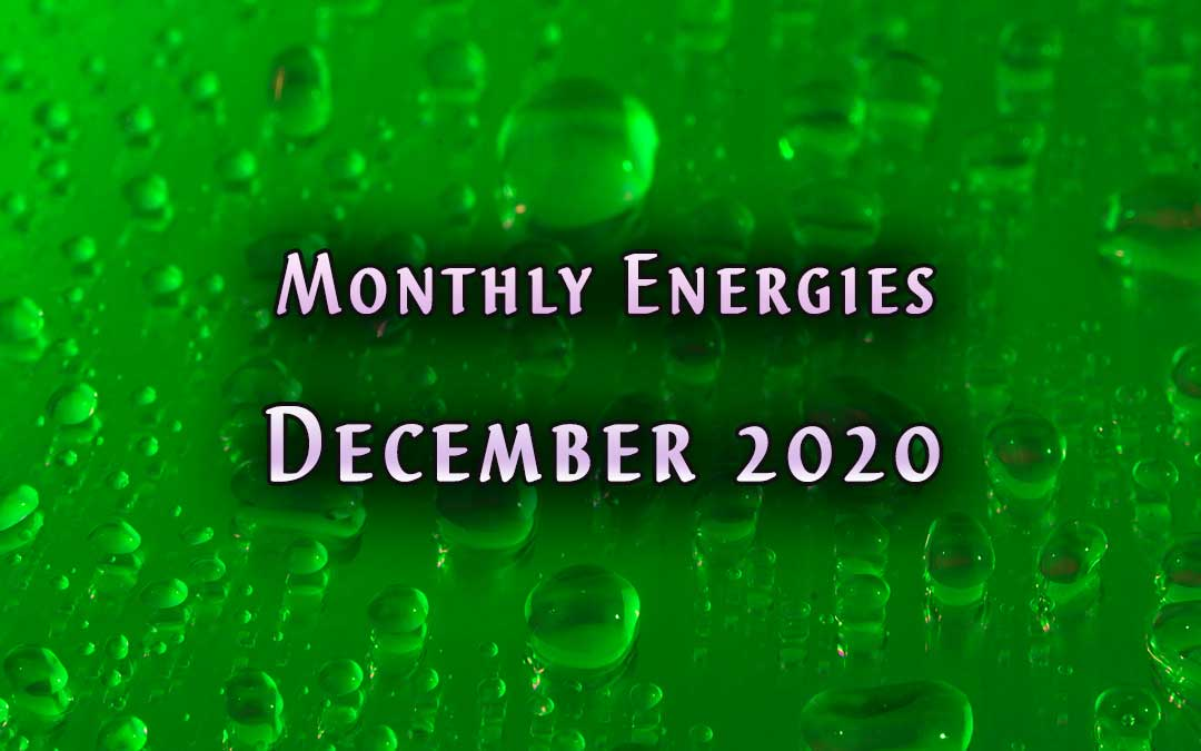 December Ascension Energies by Jamye Price