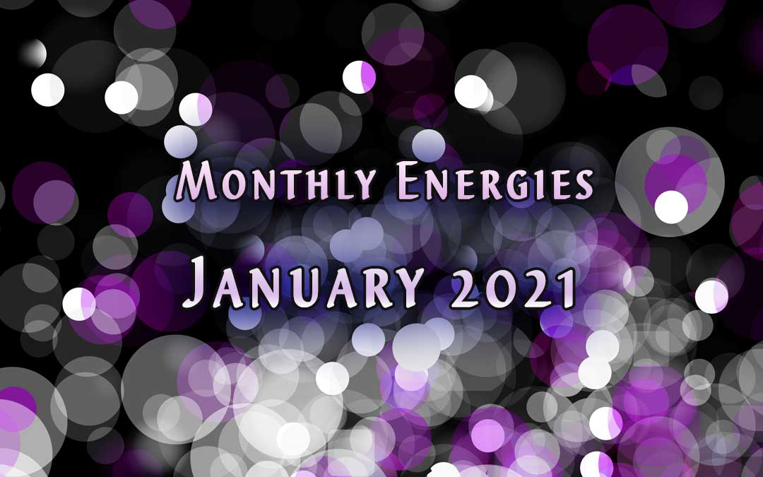 January Ascension Energies with Jamye Price