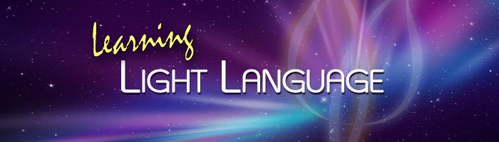 Learning Light Language Banner