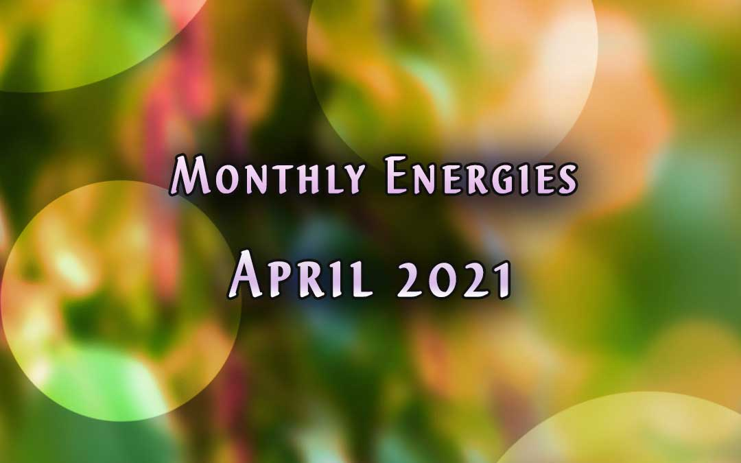 April Ascension Energies with Jamye Price 2021