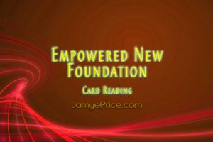 Second Quarter Card Reading with Jamye Price