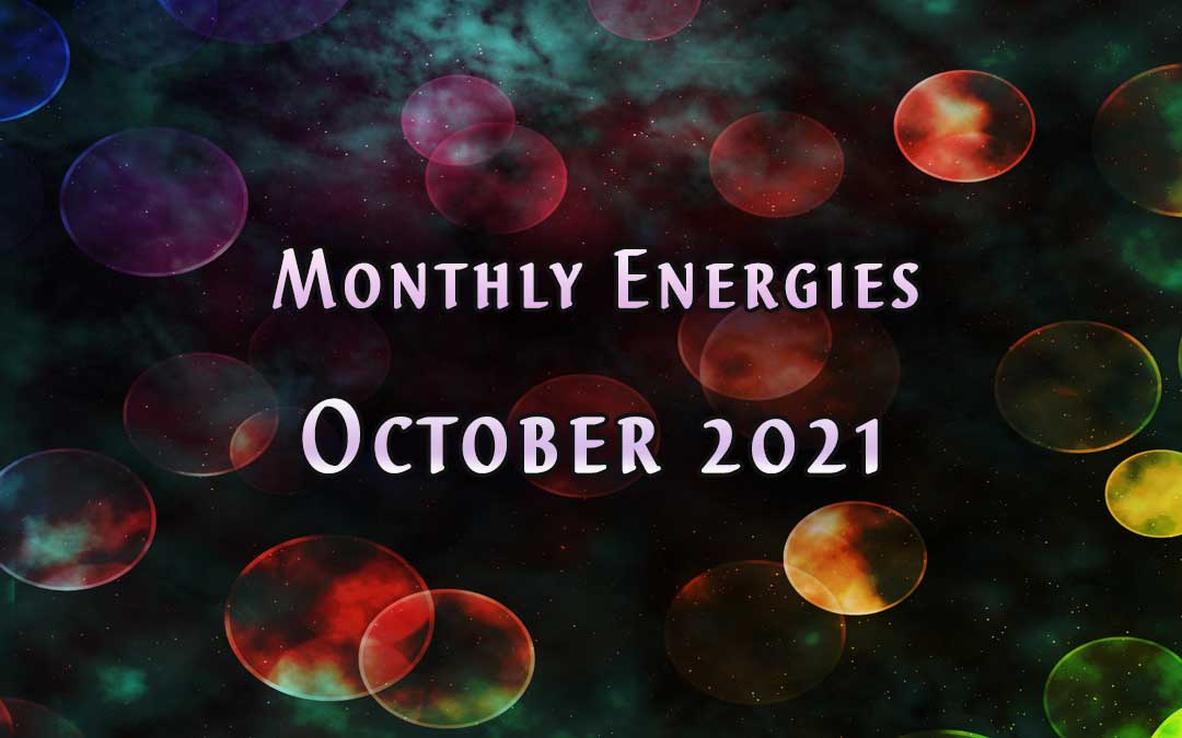 October Ascension Energies with Jamye Price